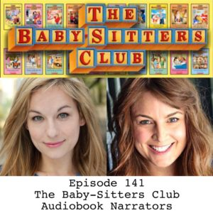 141 The Baby-Sitters Club Audiobook Narrators | Brock Shelley